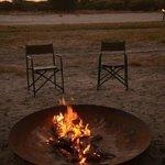 bonfire..