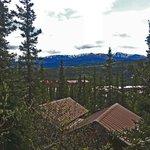 View of the Alaska Range