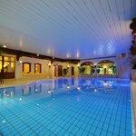 Pool- und Saunalandschaft