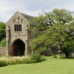 Abbey gate