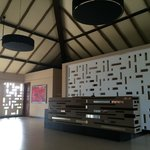 Lovely reception area