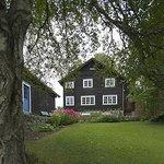Bjerkebæk Sigrid Undsets hjem. Foto Jan Haug