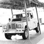 H.H. Sheikh Zayed's Land Rover!!