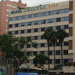 The hotel is 4 Star Hotel in itself and offers various booking options.
