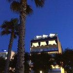 Front view, Hotel Lungomare Riccione