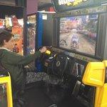 Ho Humm (er) Arcade game