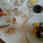 Boeuf et ris de Veau