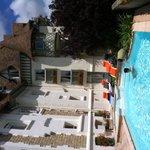Hotel de charme l'Augeval à Deauville