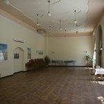 Second dining hall