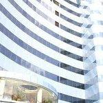Naura Springs Hotel building