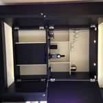panorama suite 'mini bar'