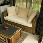 Ban Tawai Furniture - Sofa in Water Hyacinth
