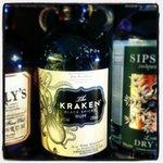 Great selection of premium spirits