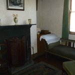 Another corner of living room inside House at Black Country Museum