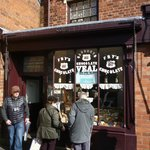 Baker's Shop at Black Country Museum