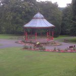 Bandstand at Bedwellty Park