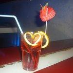 коктейль в Диско-баре