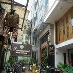 Photo de Paramount Hotel Hanoi