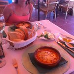 Lasagne and cannelloni meal Beautiful!!
