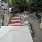 Terrace hostel
