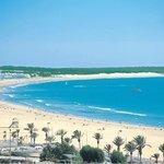 Plage d'Agadir de 9 km