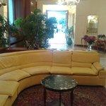 reception area Speranza