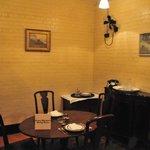 Churchill's dining room