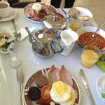 yum yum. my husband loved the poached eggs.