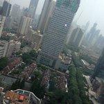 room view 29th floor