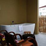 Phra sumen suite... Jacuzzi facility