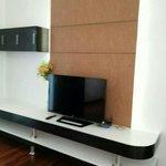 Master Bedroom TV Corner