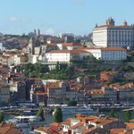 Porto from the room