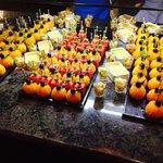 Fruit buffet - breakfast/dinner