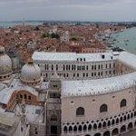 Vistas desde el Campanille de Venezia - Basilica