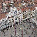 Vistas desde el Campanille de Venezia - Piazza San Marco