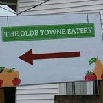 The Olde Towne Eatery