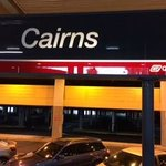 Cairns Central Shopping Centre Station