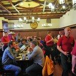 Midweek lunchtime at U Fleku in Prague