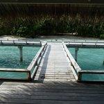 Water villa con jacuzzi
