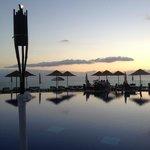 Pool bar views