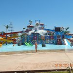 The waterpark- childrens part