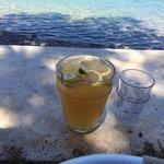 Lezzetli lynchburg lemonade tavsiye edilir.