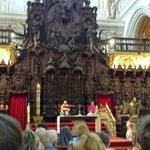 Eucaristía en la Mezquita Catedral de Cordoba