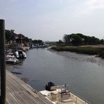 The waterway at Murrell's Inlet