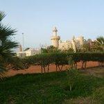 struttura fiabesca tipica tunisina