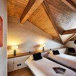 Chambre - Chalet Mouflon