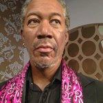 Morgan Freeman var en av de bästa