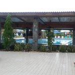 Great pool bar
