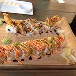 Sushi at CO