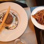 Steak Tatare - so much flavour!